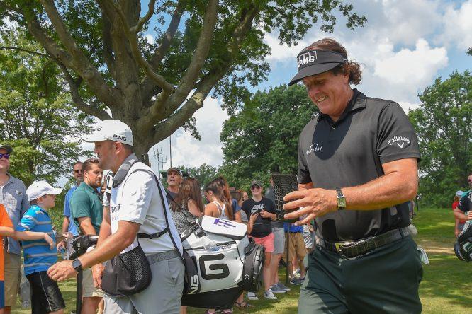 Phil Mickelson © Golffile   Ken Murray