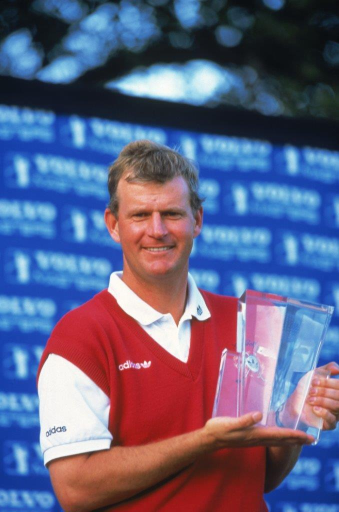 Sandy Lyle. © Getty Images