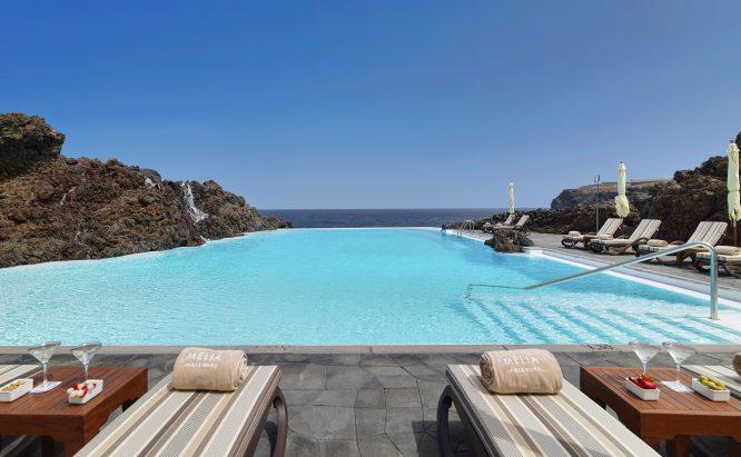 Atlántico Ocean's Pool.