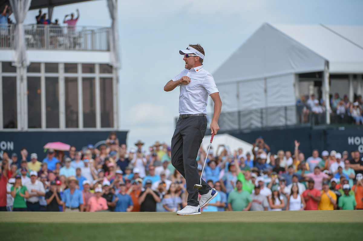 Ian Poulter. © Golffile | Ken Murray