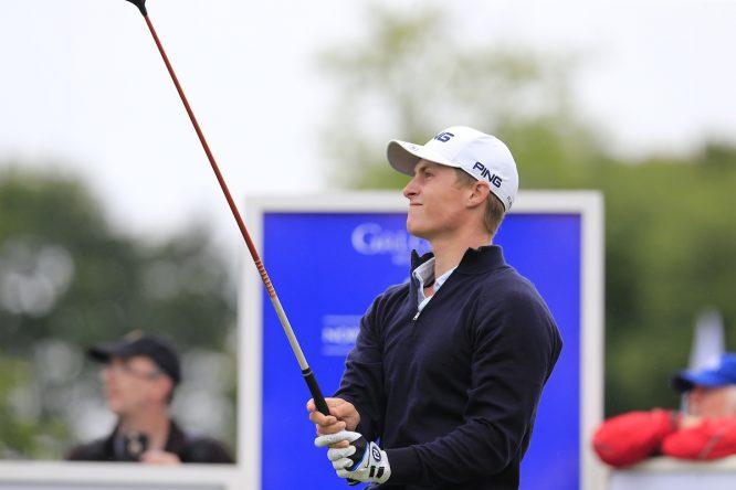 Calum Hill, ganador del torneo © Golffile | Eoin Clarke