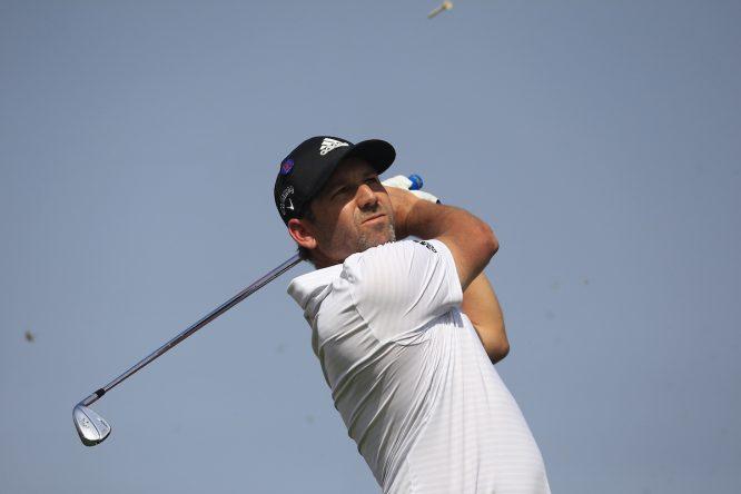 Sergio García. © Golffile | Thos Caffrey