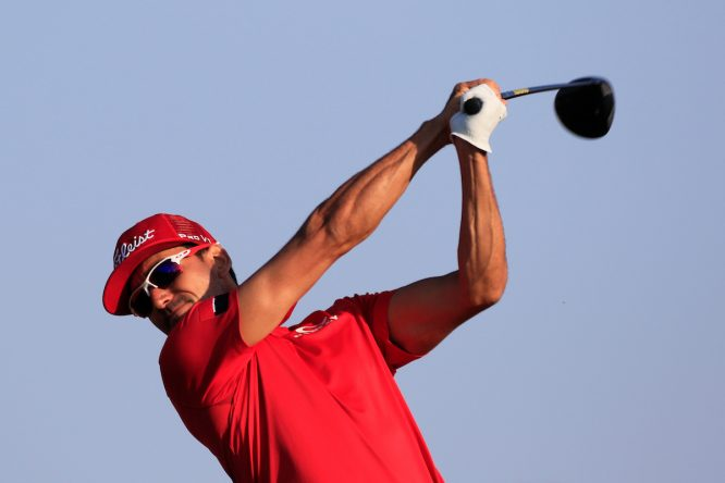 Rafa Cabrera Bello. © Golffile | Phil Inglis