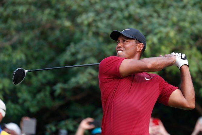 Tiger Woods, en el PGA Championship © Golffile | Brian Spurlock