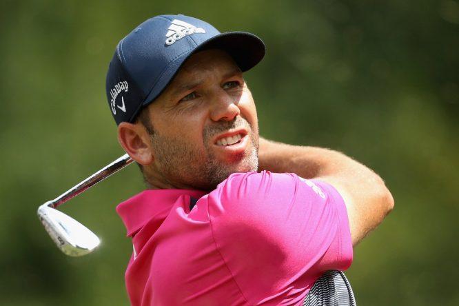 Sergio García. © PGA Tour