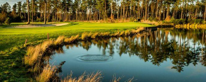 Silkeborg Ry Golf Club.