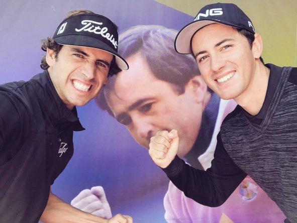 Pedro Oriol y Scott Fernández se han clasificado para la gran final de Glasgow 2018.
