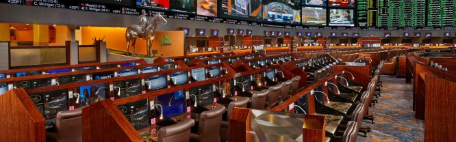 Superbook del Westgate Resort & Casino de Las Vegas