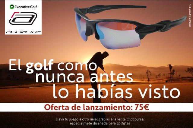 Addictive Executive Golf, las gafas de sol perfectas para competir
