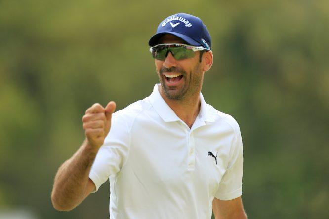 Álvaro Quirós. © Golffile | Phil Inglis