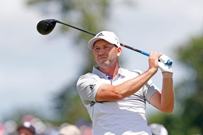 Sergio García. © Golffile | Brian Spurlock
