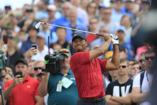 Tiger Woods © Golffile | Eoin Clarke