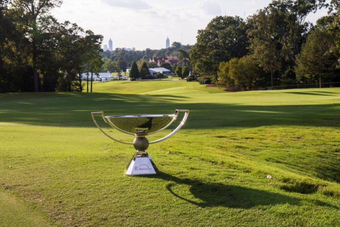 La FedEx Cup, en Atlanta © TOUR Championship