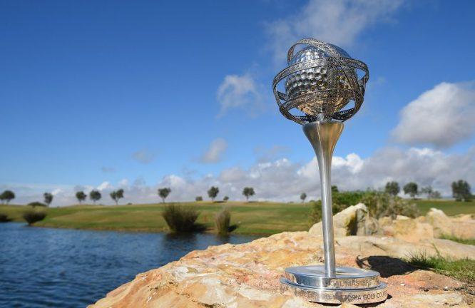 Trofeo del Portugal Masters ©