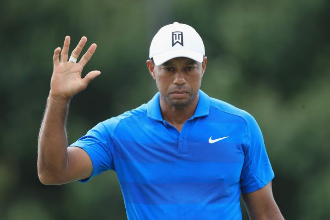 Tiger Woods, en Atlanta © PGA Tour
