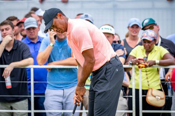 Tiger Woods © PGA Tout