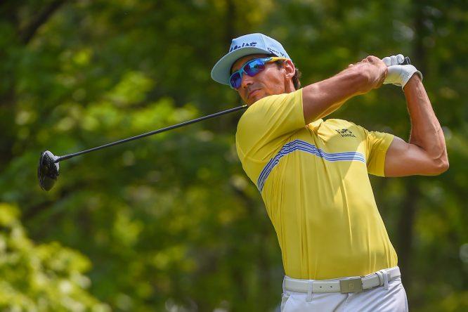 Rafa Cabrera Bello. © Golffile | Ken Murray
