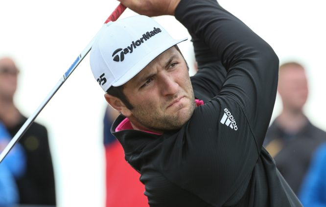 Jon Rahm. © Golffile | David Lloyd