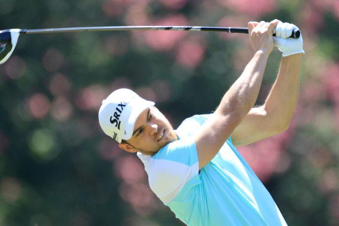 Borja Virto. © Golffile | Phil Inglis