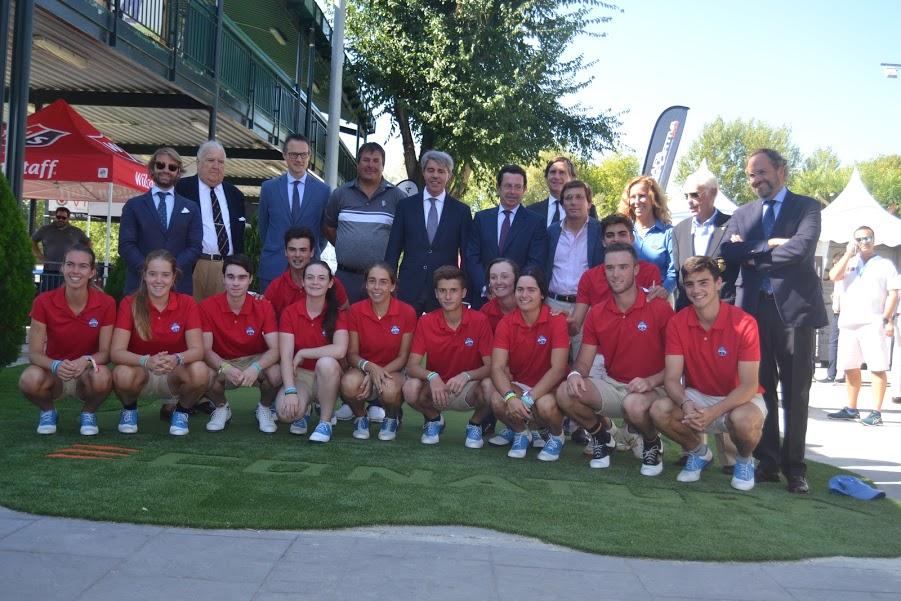 La Escuela Blume en Mutuactivos Madrid Golf.