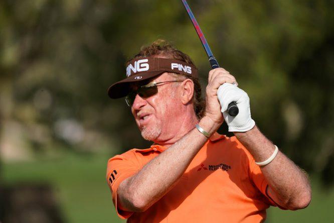 Miguel Ángel Jiménez. (© Golffile | Phil Inglis