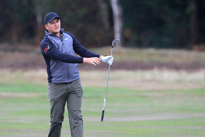 Eddie Pepperell. © Thos Caffrey | Golffile