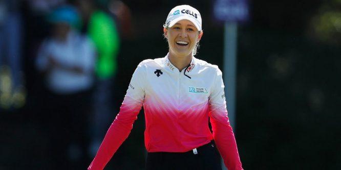 Nelly Korda conquista el Swinging Skirts LPGA Taiwan Championship. © LPGA Tour