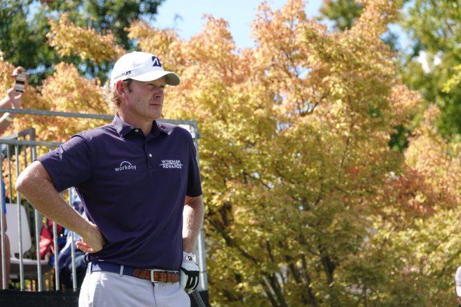 Brandt Snedeker. © PGA Tour