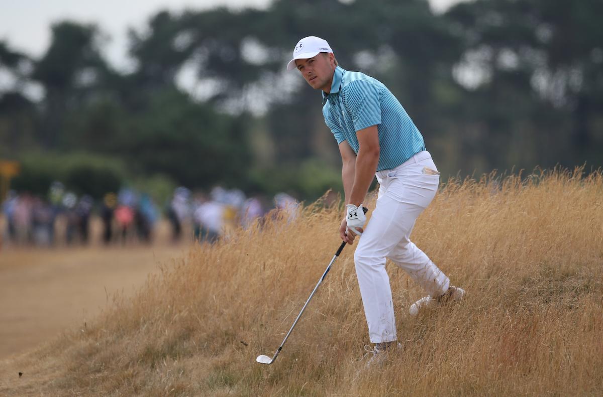 Jordan Spieth. © Golffile | David Lloyd