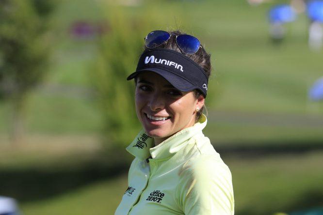 Gaby López. © Golffile | Eoin Clarke