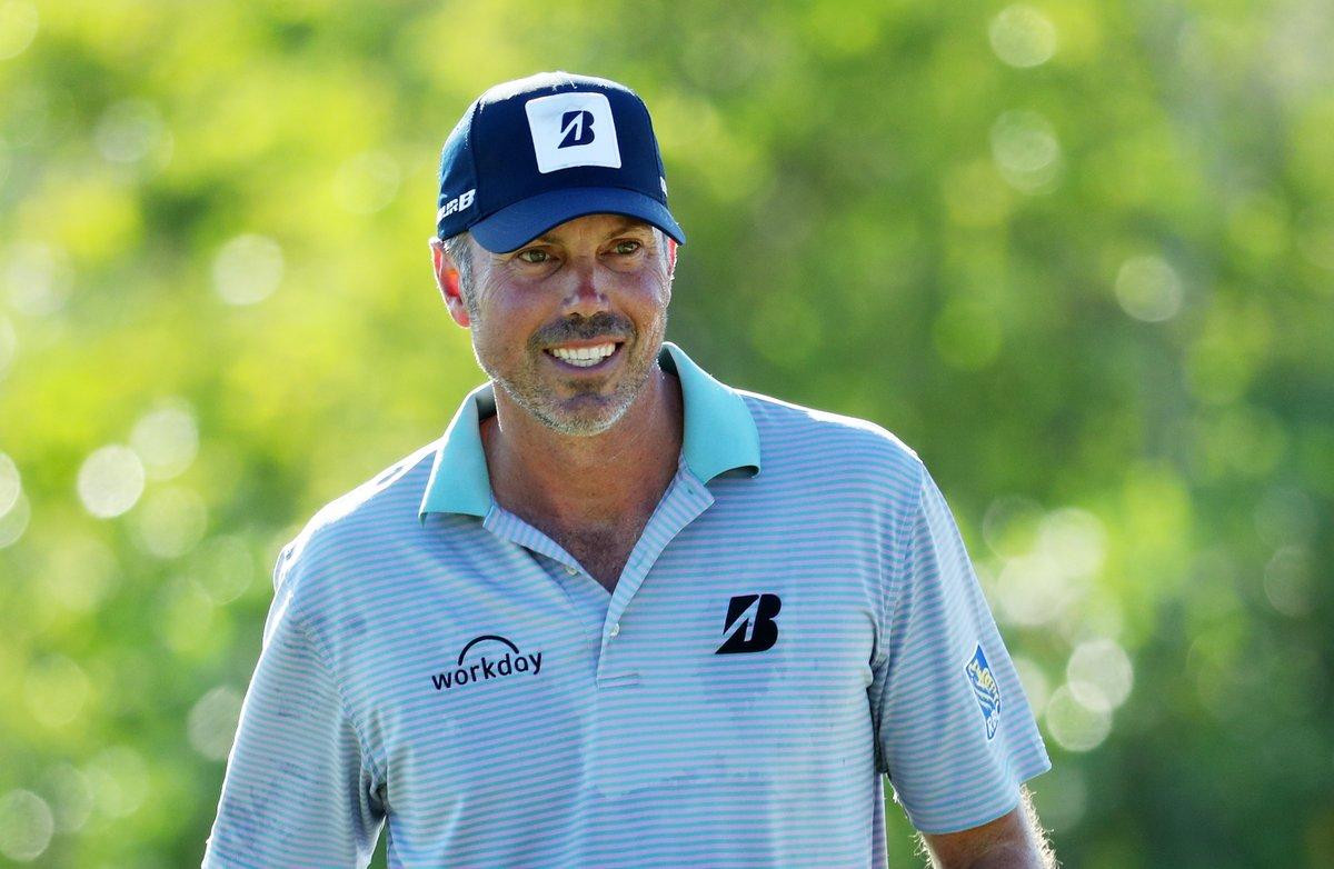 Matt Kuchar, líder tras la segunda jornada en el Camaleón Golf Club. . © PGA Tour