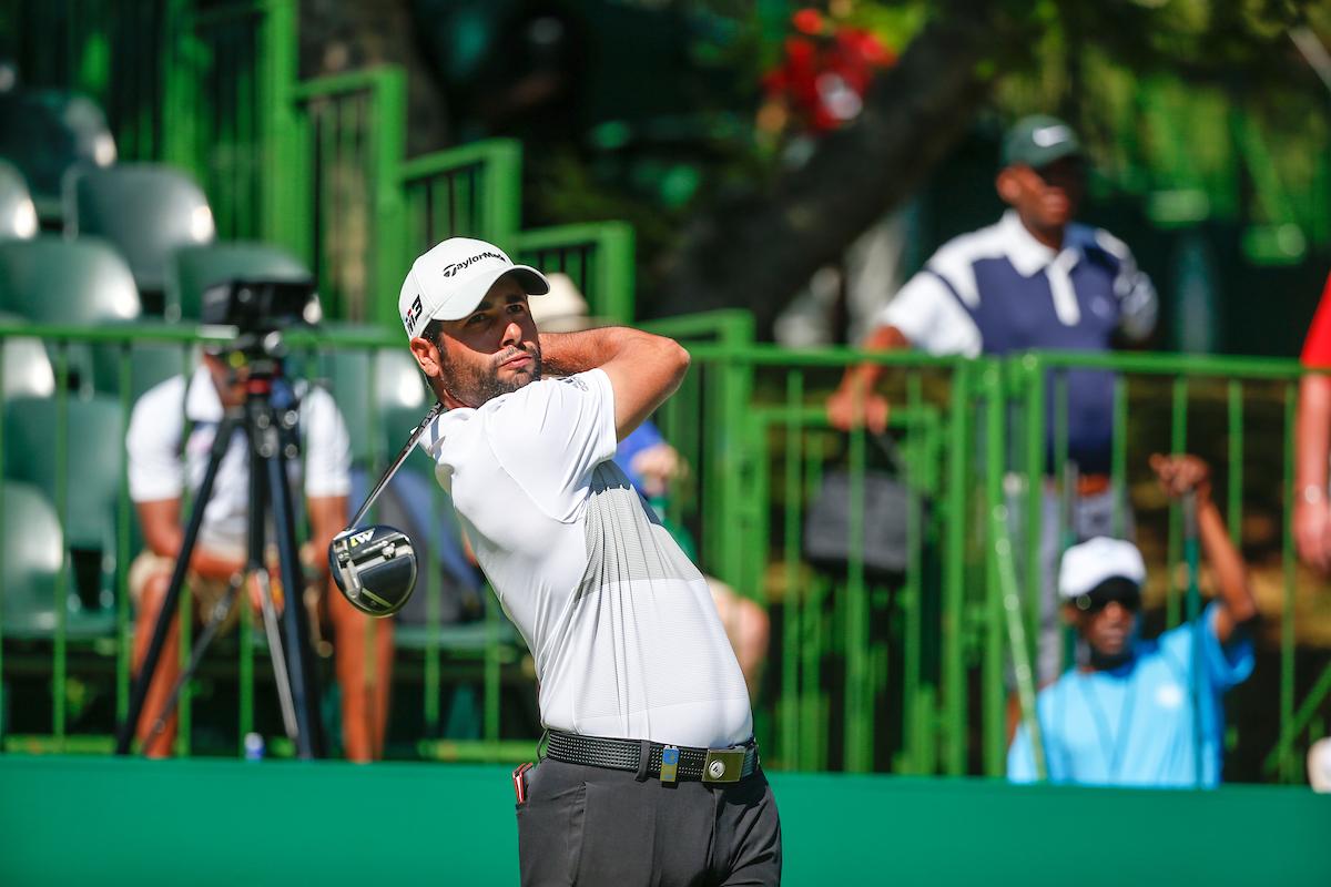 Adrián Otaegui esta semana en el Gary Player Country Club. © Golffile   Tyrone Winfield