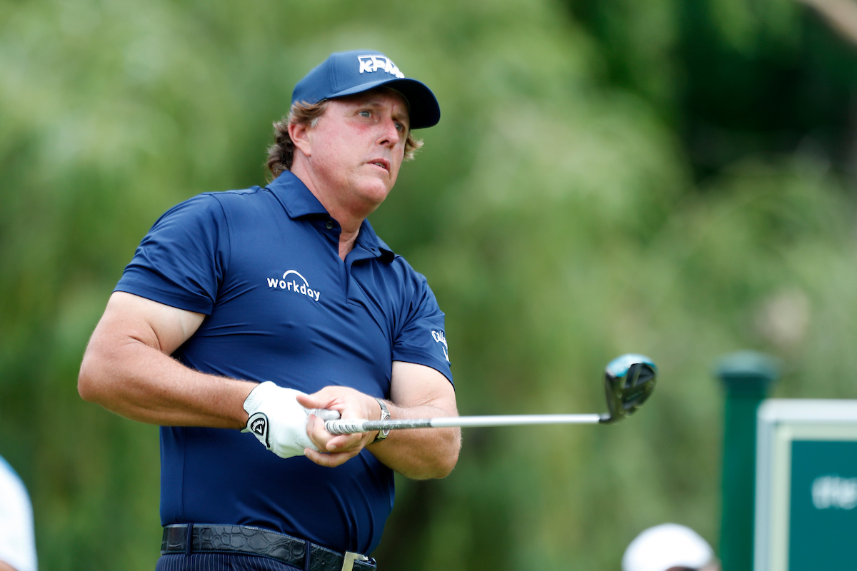 Phil Mickelson. © Golffile | Brian Spurlock