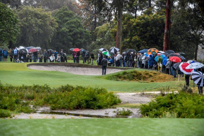 Segunda jornada en el Metropolitan Golf Club. © World Cup of Golf