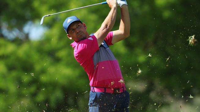 Sergio García en la segunda ronda en el Gery Player Country Club. © European Tour