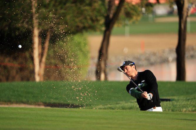 Alejandro Cañizares, en Lumine Golf. © European Tour