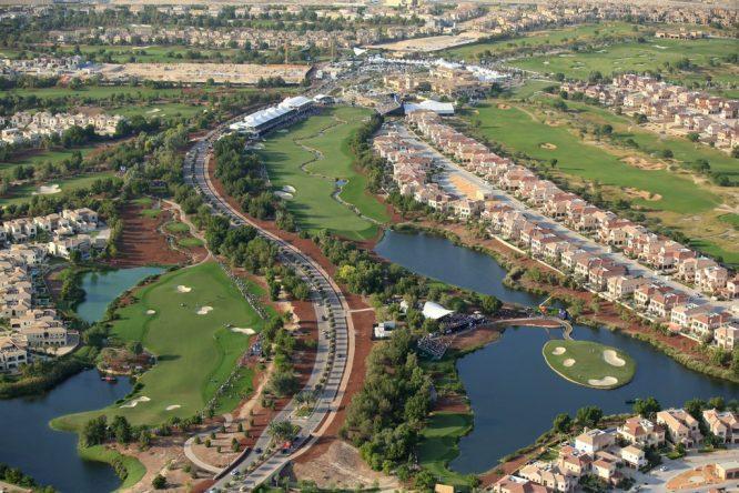 Jumeirah Golf Estates © European Tour