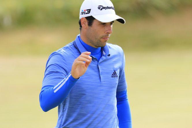Adrián Otaegui. © Golffile | Eoin Clarke
