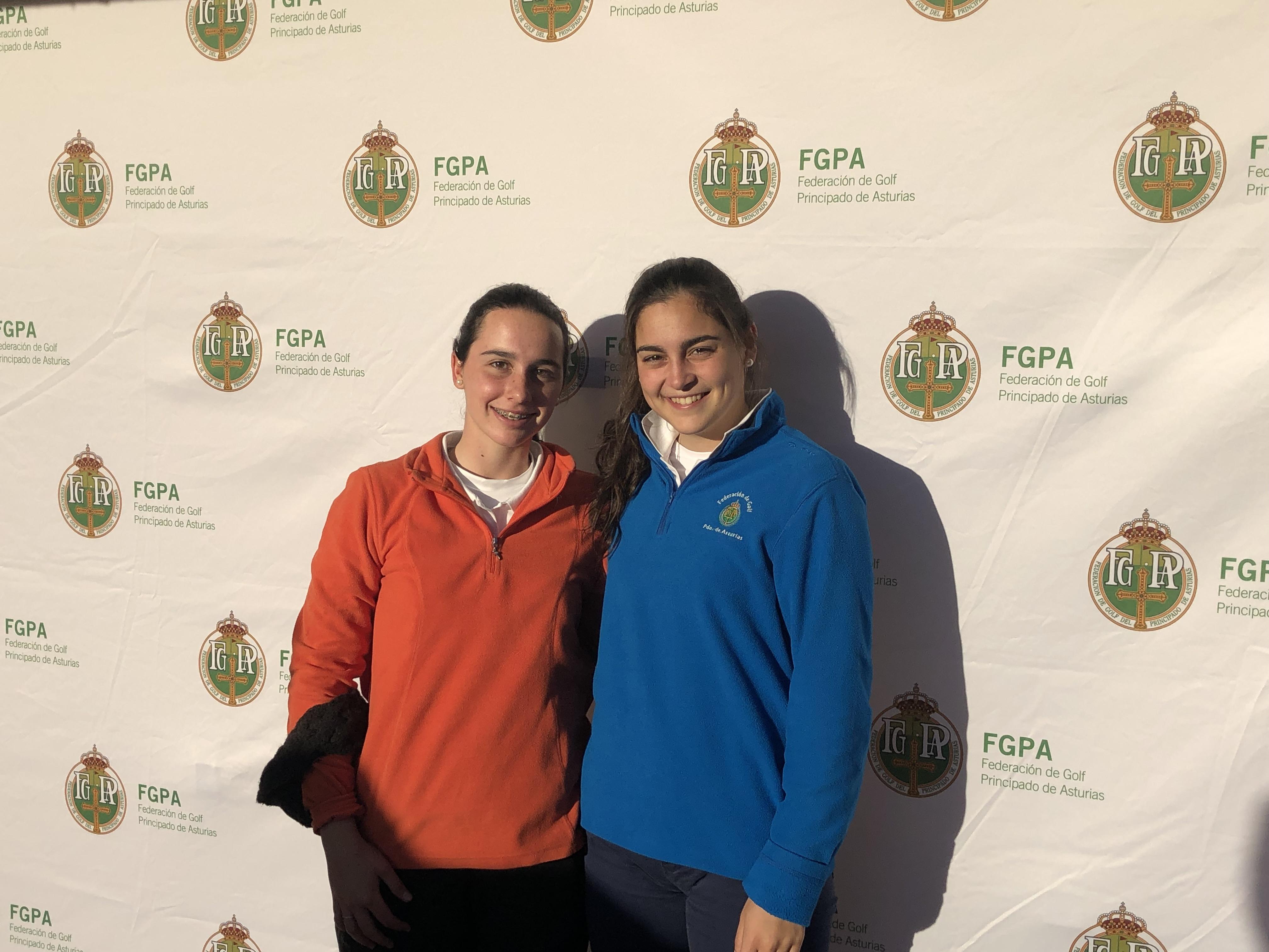 Marta López y Paula Neira. © Borja del Campo