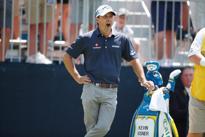 Kevin Kisner © Golffile   Brian Spurlock