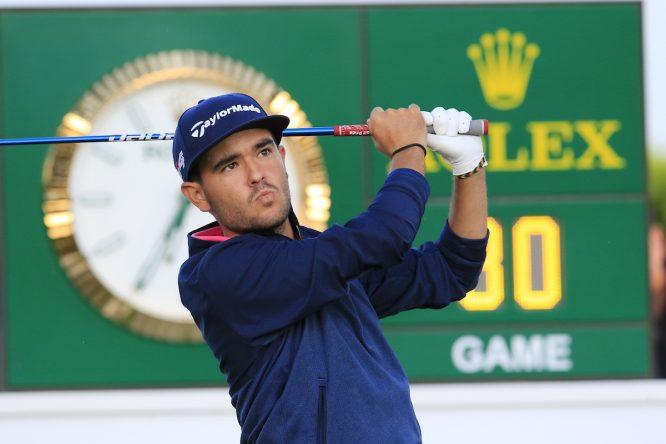 Ángel Hidalgo. © Golffile | Eoin Clarke