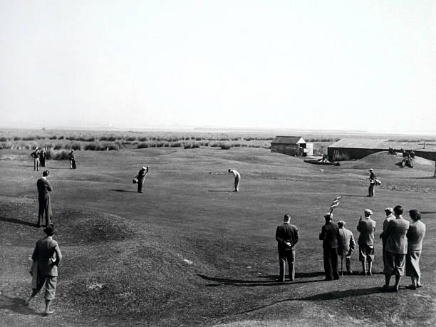 Royal North Devon Golf Club.