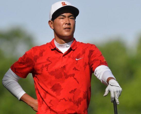 Justin Suh es el vigente Número 1 del mundo amateur.