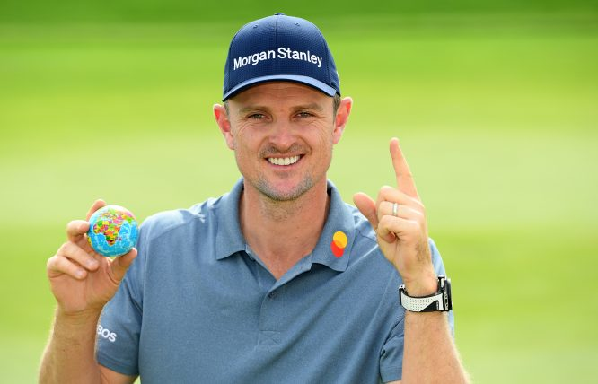 Justin Rose. © Getty Images