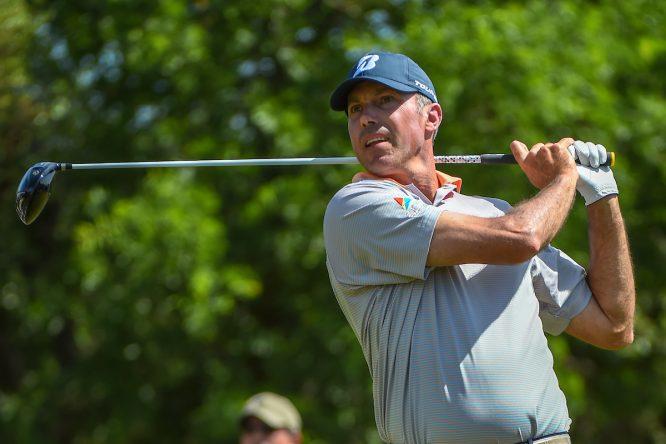 Matt Kuchar. © Golffile | Ken Murray