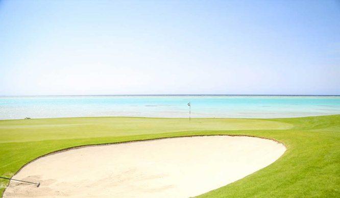 Hoyo 16 del Royal Greens Golf & Country Club. © Royal Greens Golf & Country Club.