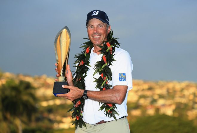 Matt Kuchar conquista el Sony Open. © PGA Tour