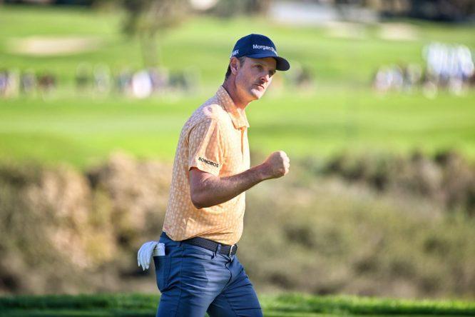 Justin Rose © PGA Tour