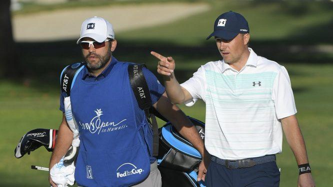 Jordan Spieth, en el Sony Open. © PGA Tour