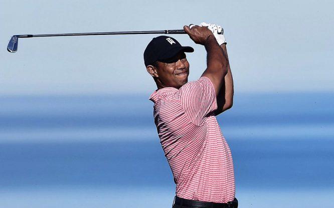 Tiger Woods © Twitter Tiger Woods